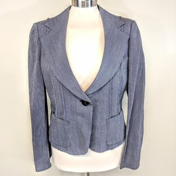 Armani Collezioni Jackets & Blazers - $695 Giorgio Armani Stretch Wool Blazer